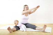 Как быстро похудеть после родов во время кормления грудью