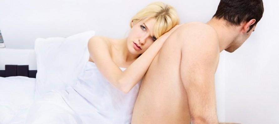 Половая активность у мужчин. Как распознать проблему