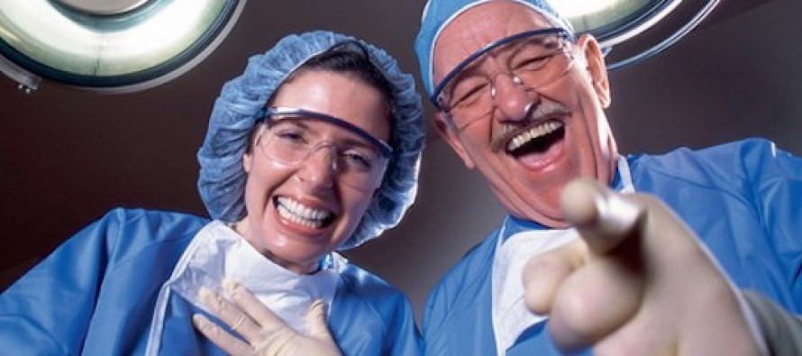 Моя самая веселая операция