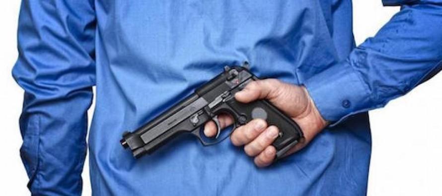 Смертность от огнестрельного оружия может быть снижена с помощью «умных» пистолетов