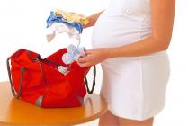 Скоро рожать? Собираем сумки в роддом!