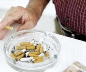 Каждый десятый человек в мире умирает из-за курения