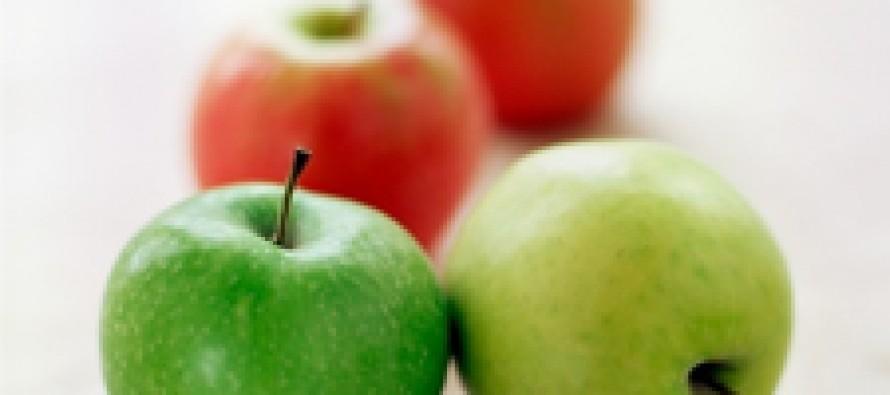 Как очистить овощи и фрукты от пестицидов?