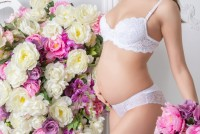 Материнство: выбор белья для беременных и кормящих женщин