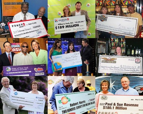 выигрыши в лотерею