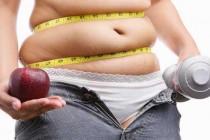 Лечение ожирения 1-й степени