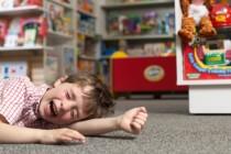 Детская истерика как способ влияния на взрослых