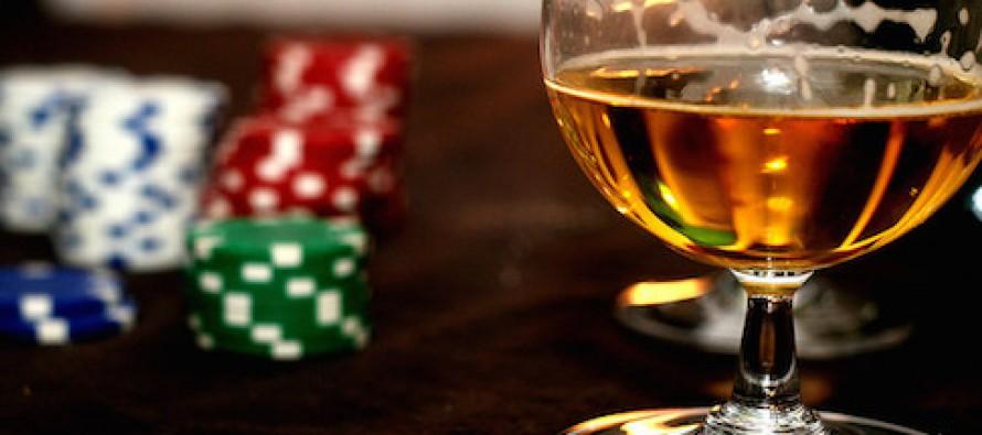 Алкоголь и азартные игры