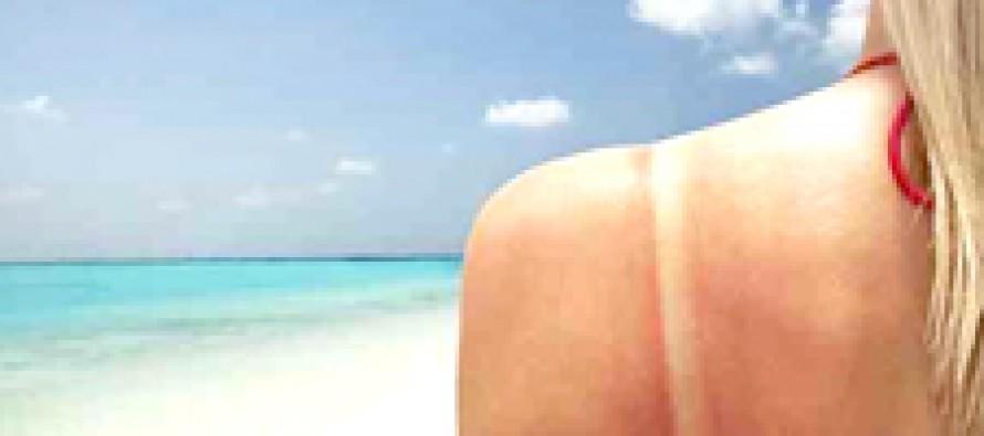 Эксперты назвали оптимальную продолжительность солнечных ванн