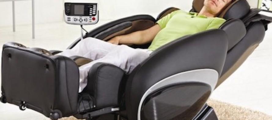 Что надо знать при выборе массажного кресла?
