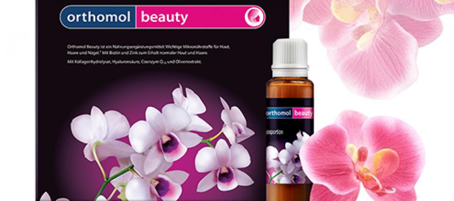 Orthomol Beauty – твой личный косметолог работающий изнутри!