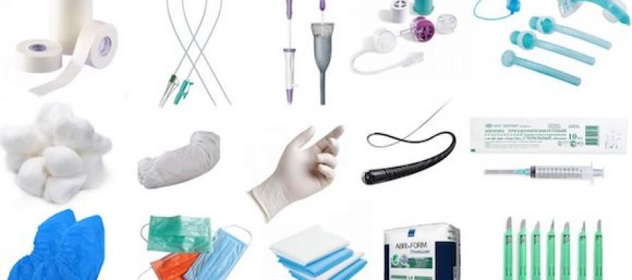 Расходные материалы для медицинской сферы