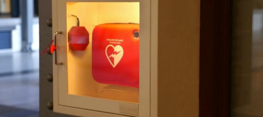 В метро и аэропортах установят приборы для лечения сердца