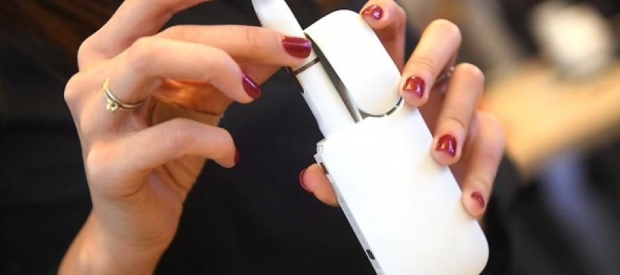 В правительстве поддержали идею приравнять электронные сигареты к обычным