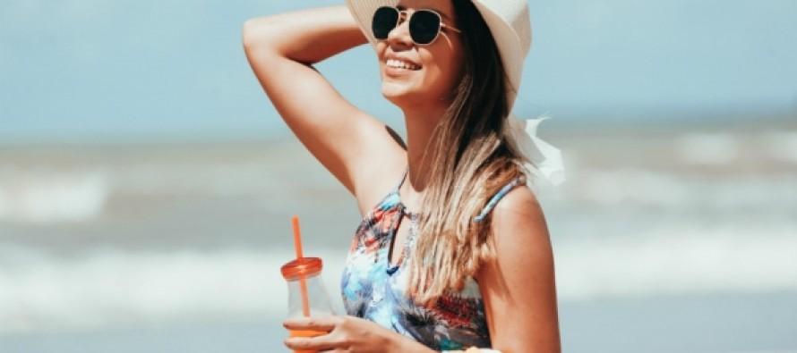 Какие соки стоит пить перед началом пляжного сезона