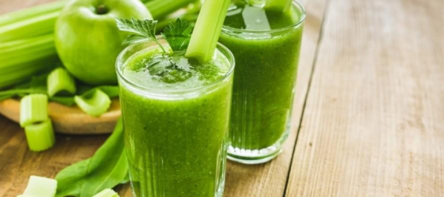 Развеян миф о калорийности сельдерея