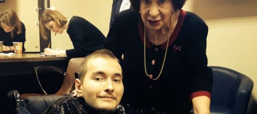 Валерий Спиридонов: У меня любимая женщина и прекрасный ребенок