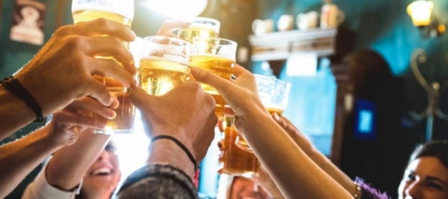 Ученые выяснили, какое количество алкоголя отключает силу воли
