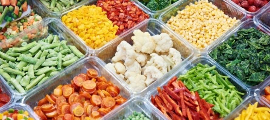 Ученые рассказали, что замороженные фрукты и овощи полезнее свежих